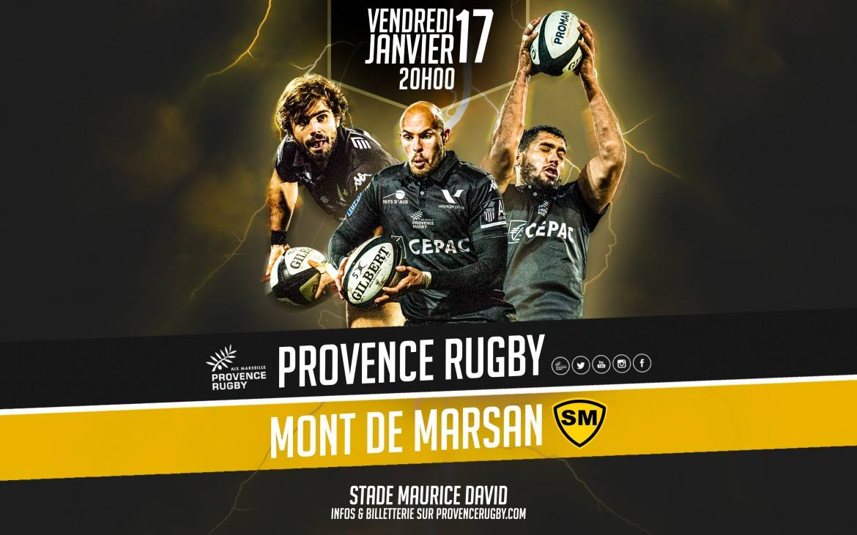 Provence Rudby vs Mont de Marsan